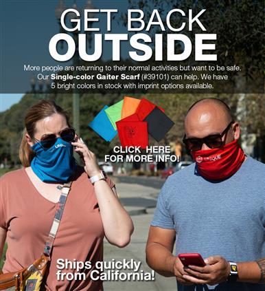 Get back outside
