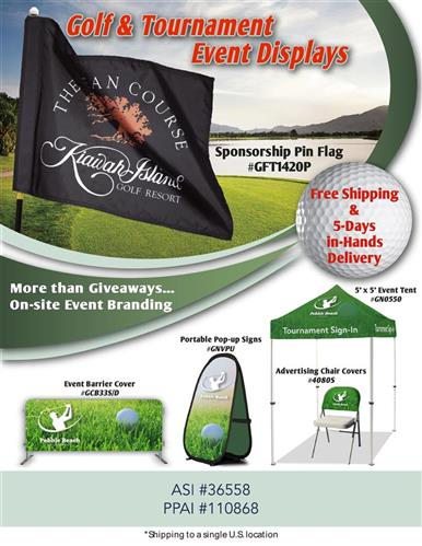 Masters of Golf Promotions and Tournament Events