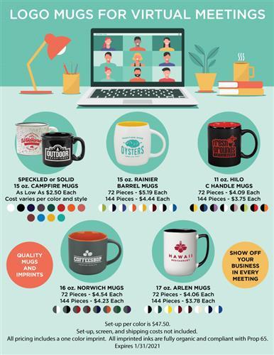 5 Great Mugs for Virtual Meetings