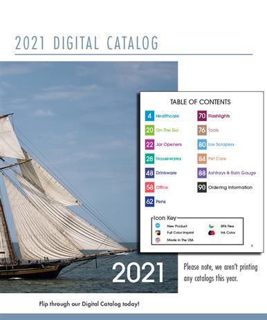 No Paper Cuts From Us 2021 Digital Catalog