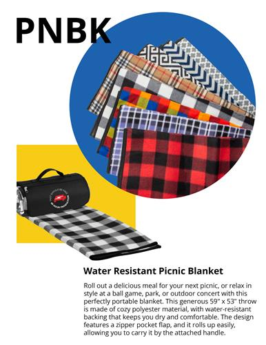 Picnic blankets are perfect for watching the kids spring sports games