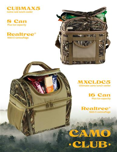 Realtree Camo Lunch Coolers These Coolers A Built To Last