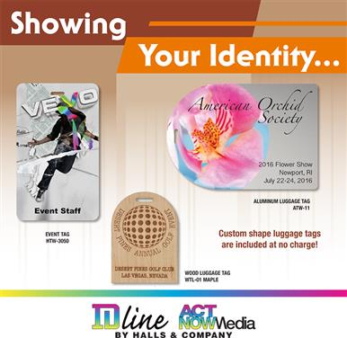 Tag Youre It - Now Show Your Identity