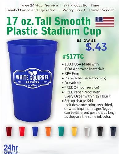 Best Prices Best Selection on Stadium Cups