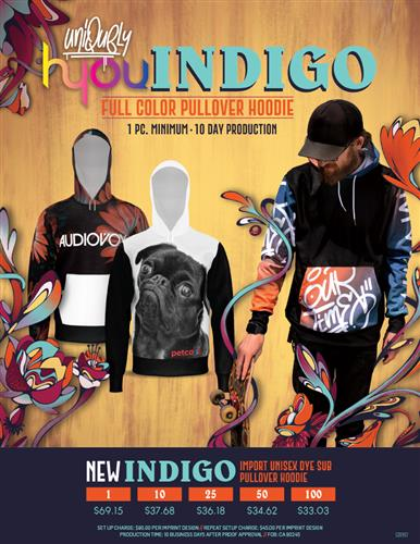 Hottest New Promo - Full Color Apparel