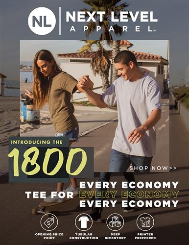 1800 - The Tee for every economy