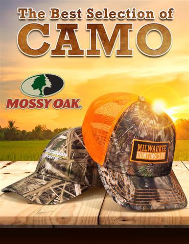 Now carrying Mossy Oak